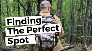 Finding The Perfect Spot