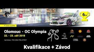 RD6 Transport Projekt Drift Challenge - Gymkhana - Olomouc 22. - 23. 9. 2018 NEDĚLE | Kholo.pk