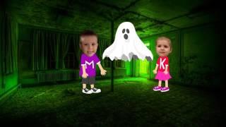 Мисс Кэти и Мистер Макс Дом с Привидением Новая серия 2016 мультик для детей Mister MaX