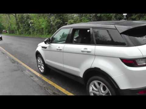 Range Rover Evoque Land Rover 2016MY 5 Door eD4 SE Tech Manual U54338