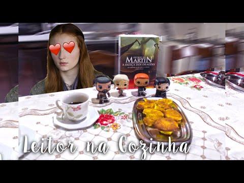 Leitor na Cozinha: Bolinhos de Limão - GoT (feat. D. Alda)