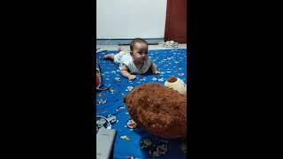 Chuyên la việt nam bé 4 tháng tuổi biết chơi cốp bắt