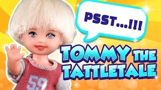 Barbie - Tommy the Tattletale | Ep.259
