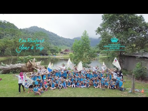 Year 4 Kota Rainforest Residential Trip 2018