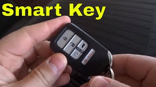 How To Start A Car When The Smart Key Battery Dies