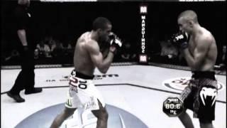 Edson Barboza Greatest ufc Spinning heel kick KO