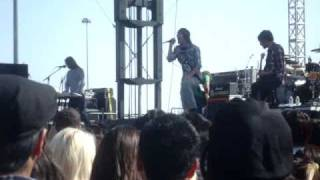 Chiodos - Let Us Burn One at Bamboozle California 2010