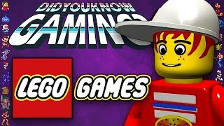 Lego Games - Did You Know Gaming? Feat. Lazy Game Reviews