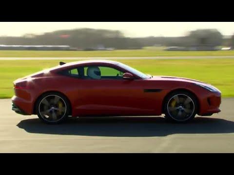 StigCam: Jaguar F-Type R   Top Gear   BBC