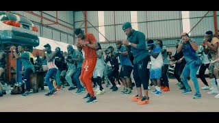 Toofan Ft. Patoranking - 'MA GIRL' (Official Dance Demo)