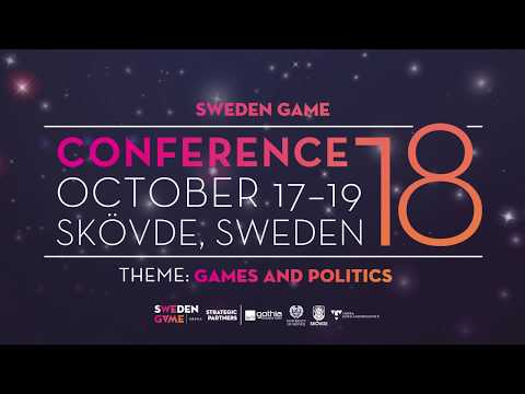 SGC18: Alexey Izvalov - Players' demand of political component in mobile strategy games