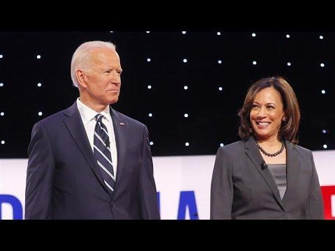 BREAKING: Joe Biden Picks Kamala Harris As His Vice President!