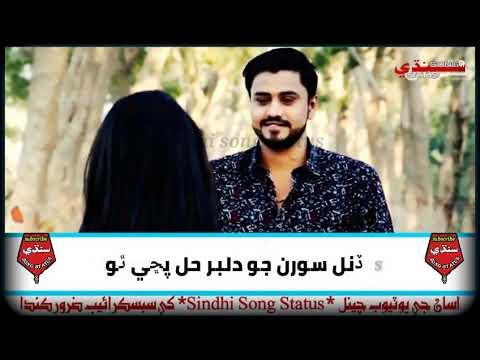 Dil Joon Sadaoun || Zamin Ali || Sindhi Song Status || Meer Nazeer