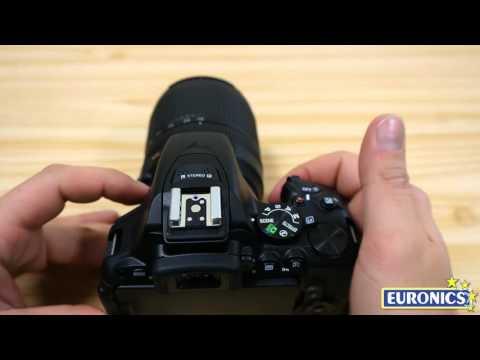 NIKOND5500 + Nikkor 18-105 VR + SD 8GB LexarPremiumBlack