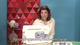 Getting Started: Quilting Basics For Beginning Quilters With Mary Fons