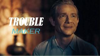 John Watson   Troublemaker