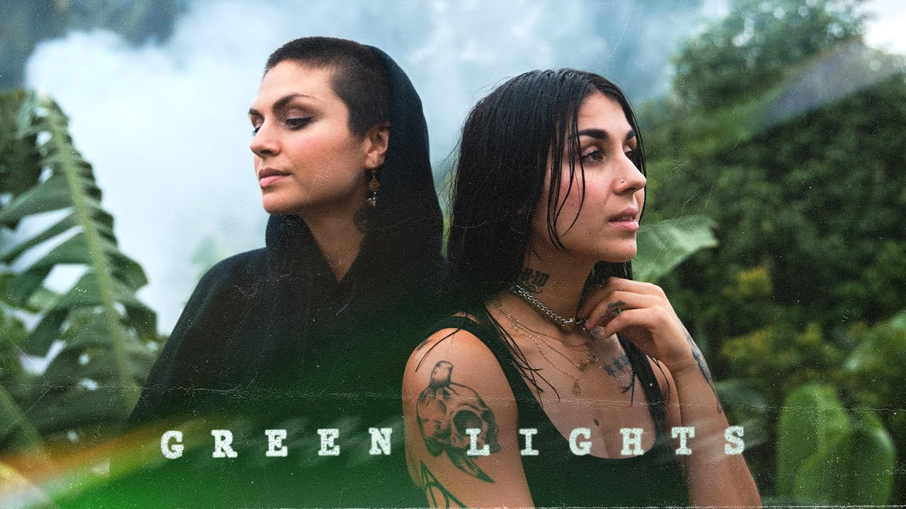 Krewella - Greenlights lyrics