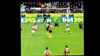 Hull City 01 Arsenal  Alexis Sanchez Goal  Premier League 2016/17