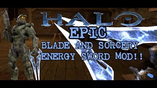 HALO ENERGY SWORD BLADE AND SORCERY - VR - Blades and Sorcery best kills