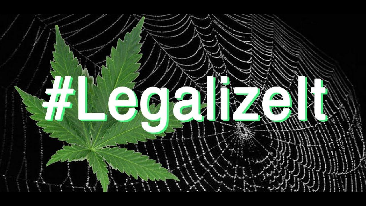 GOP Introduces Bill to Legalize Marijuana thumbnail