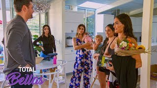Peter picks Nikki up for their date: Total Bellas Preview Clip, Feb. 24, 2019