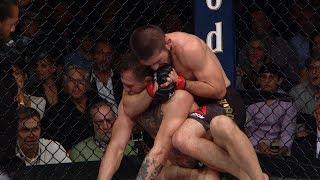 UFC 229: Khabib vs McGregor - Fight Motion