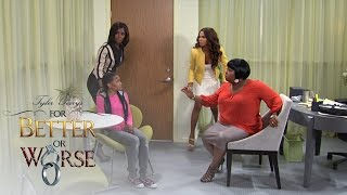 Curtis Breaks into Lady Angie's Salon | Tyler Perry's For Better or Worse | Oprah Winfrey Network