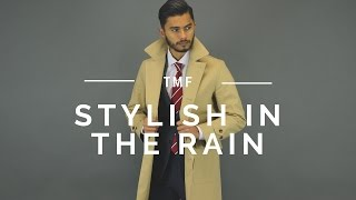 Use Rain To Be More Stylish