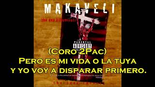 """2pac-""""Intro/Bomb First {My Second Reply}(subtitulado) DISS a BAD BOY,NAS,MOBB DEEP,JAY Z & XZIBIT."""