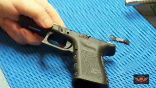 new Glock parts & gun show