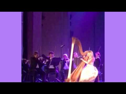 JANA BOUŠKOVÁ plays F.A. BOIELDIEU (3rd mov.of the Harp Concerto)