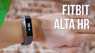 Fitbit Alta HR, análisis review en español