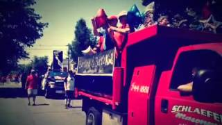 Baristanet & Barista Kids Float in Montclair 4th of July Parade 2012
