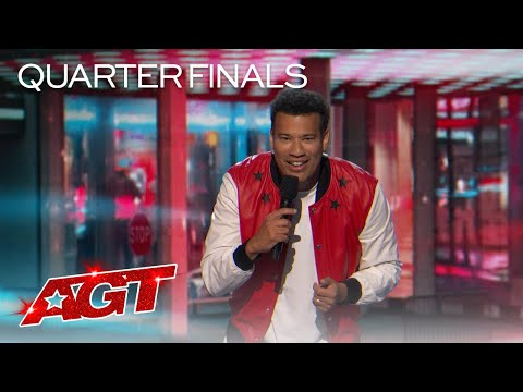 Comedian Michael Yo Tells Hilarious Stories About Starting a Family! – America's Got Talent 2020