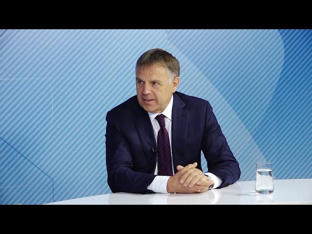Актуальное интервью с Сергеем Петровым за 13 мая 2019