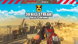 3:23 TACTICAL NUKE in MODERN WARFARE (100+ Kill Game) w/ Calfreezy