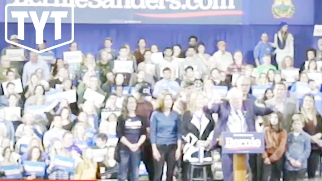 Bernie Sanders on Super Tuesday Results thumbnail