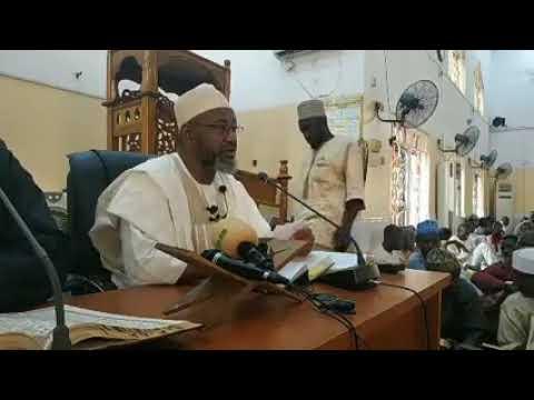 Ramadan Tafsir 2019 Day 6 - Dr Bashir Aliyu Umar