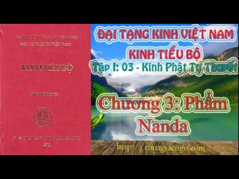 Kinh Tiểu Bộ - 040. Kinh Phật Tự Thuyết - Chương 3: Phẩm Nanda