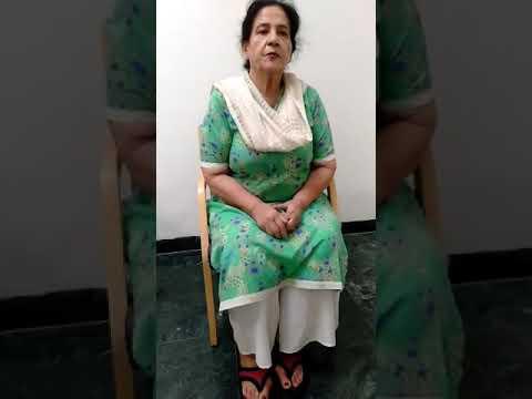 Happy Patient Testimonial - Dr. Gaurav Gupta - Joint Replacement Surgeon