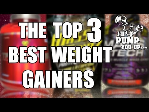 Top 3 Best Weightgainers with Supplement Expert Tim Muriello