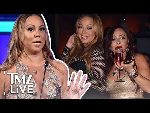 Mariah Carey's Former Manager is Claiming Sexual Harassment | TMZ Live