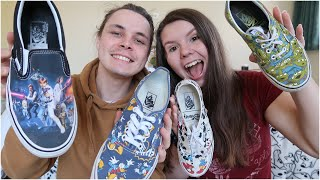 Our Disney Shoe Collection! • 16 Pairs Of Disney Shoes!