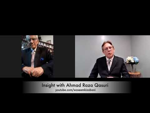 Waseem Ki Zabani : Insight with Ahmed Raza Kusuri