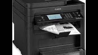 Canon i-SENSYS MF217w Multifunksional printer