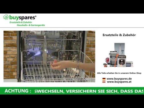 Anleitung: Passenden Ersatz-Besteckkorb für den Geschirrspüler auswählen