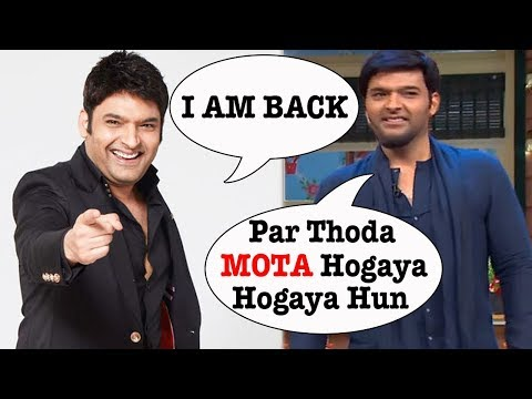 Kapil Sharma Returns To Twitter After Two Months,