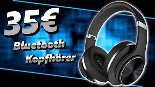 Diese KRASSEN KOPFHÖRER kosten nur 35€! | DOQAUS Care 1 Bluetooth Kopfhörer | Review