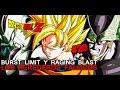 Dragon Ball Z: Burst Limit Y Raging Blast Herederos Fal