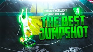 nba 2k19 best jumpshot for sharpshooting post scorer - TH-Clip
